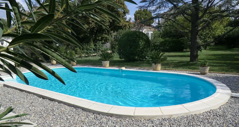 Bed & breakfast: la maison de mamie en provence in vedène (120067)