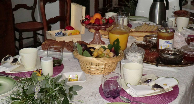 Bed & breakfast: la maison de mamie en provence in vedène (120069)