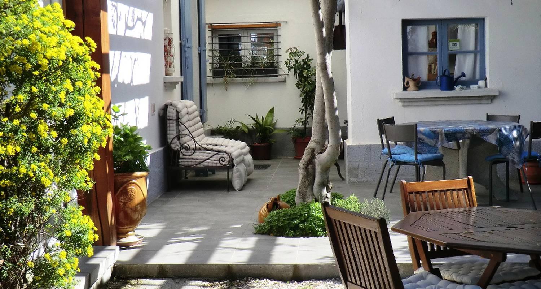 Bed & breakfast: la maison de mamie en provence in vedène (128093)