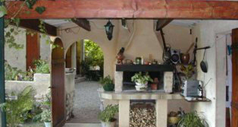 Furnished accommodation: lou brès en provence in vedène (128085)