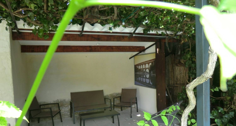 Furnished accommodation: lou brès en provence in vedène (128086)