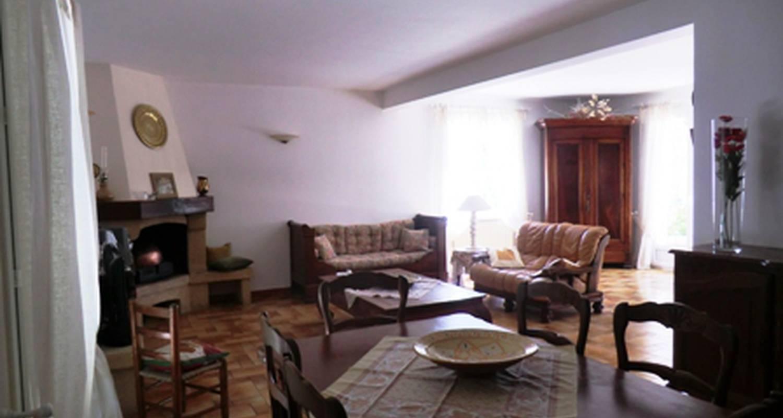 Furnished accommodation: lou brès en provence in vedène (120077)