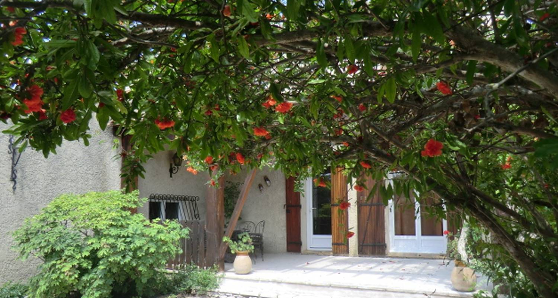 Furnished accommodation: lou brès en provence in vedène (120073)