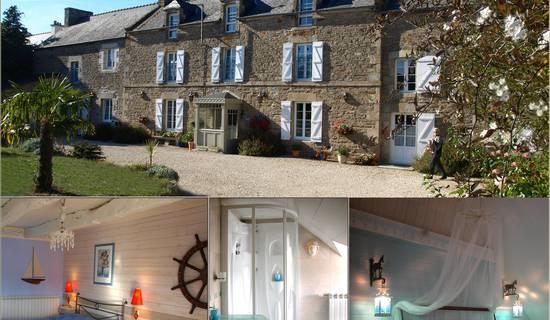 """Maison d'hôtes romantique """"Clos Saint Ange"""" Dinan-St Malo-Mont St Michel  picture"""