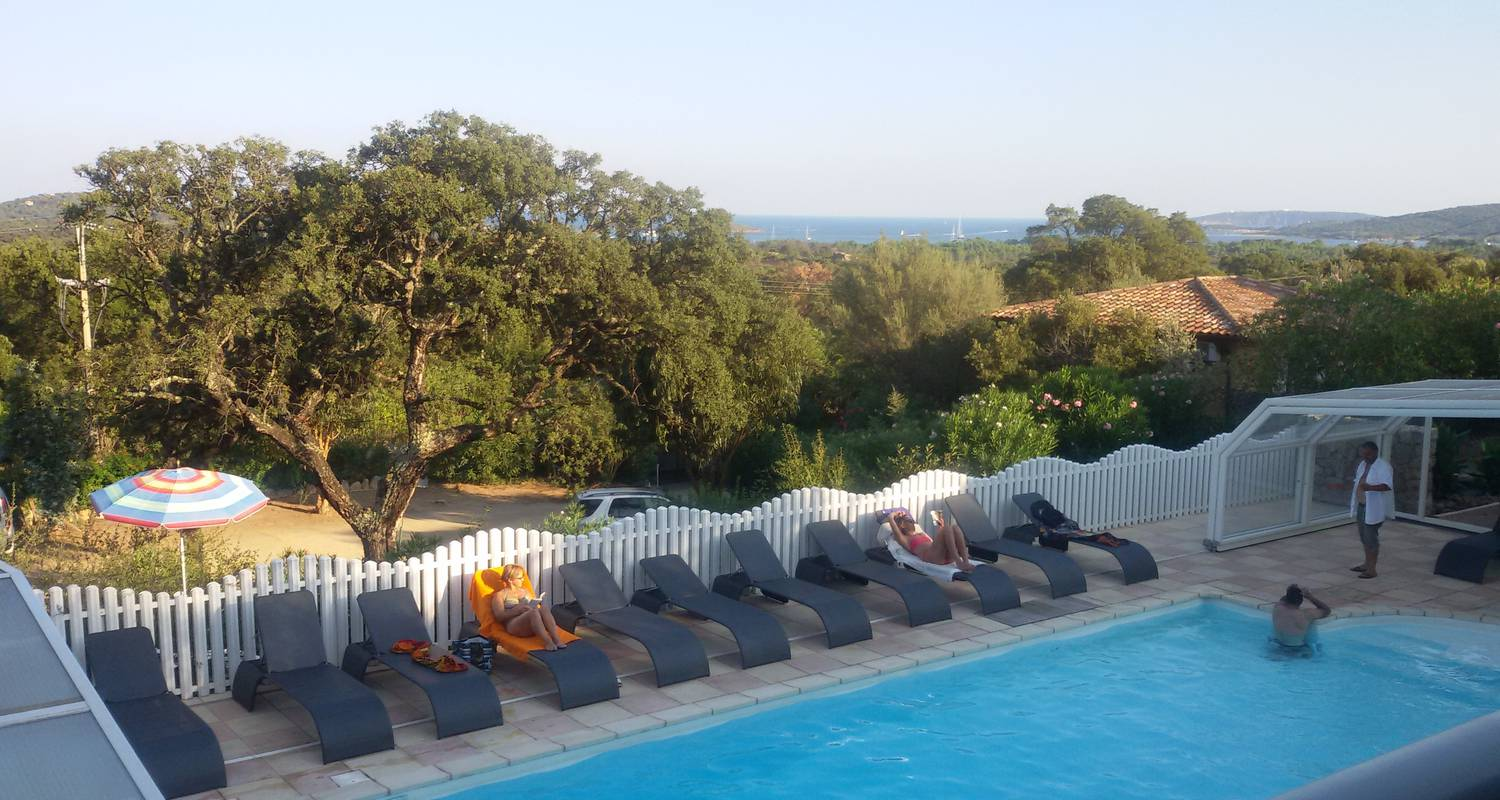 Furnished accommodation: residence chiar di luna in lecci (120474)