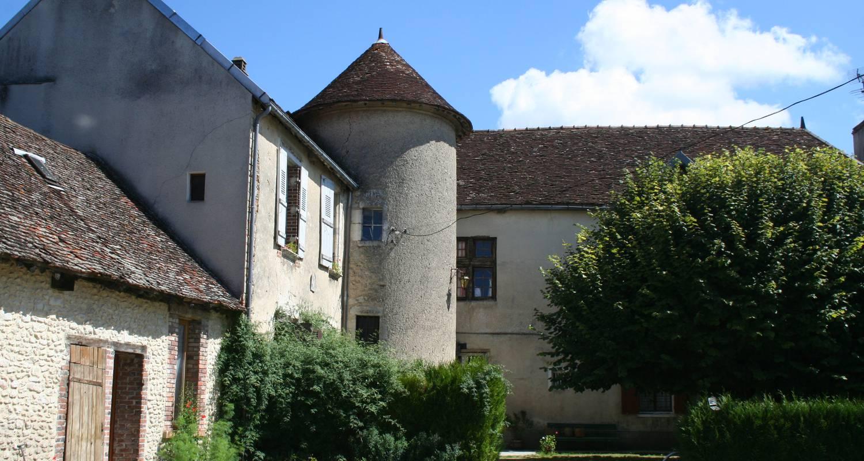 Chambre d'hôtes: le prieuré à fouchères (120501)