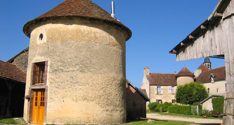 Chambre d'hôtes: le prieuré à fouchères (120503)