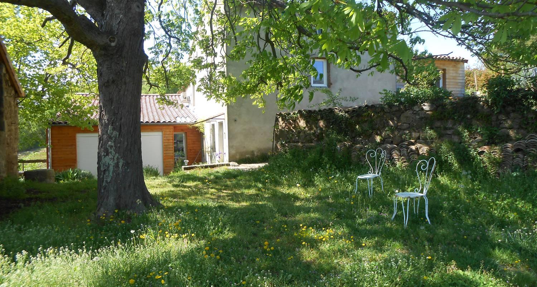 Gîte: gites la source aux reves à vernosc-lès-annonay (120653)