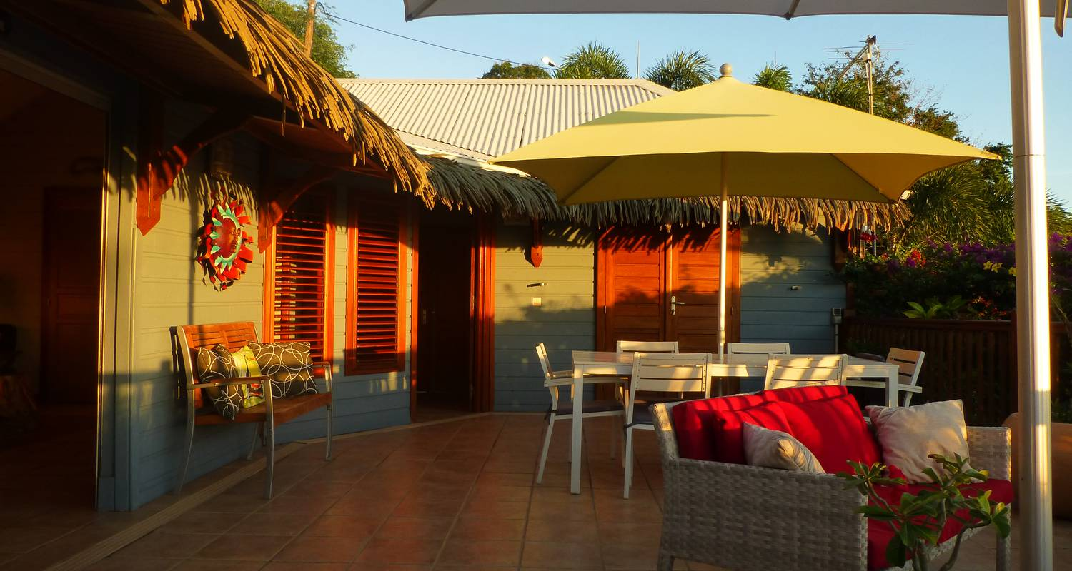 Furnished accommodation: rochers caraibes eco-village in pointe-noire (120708)