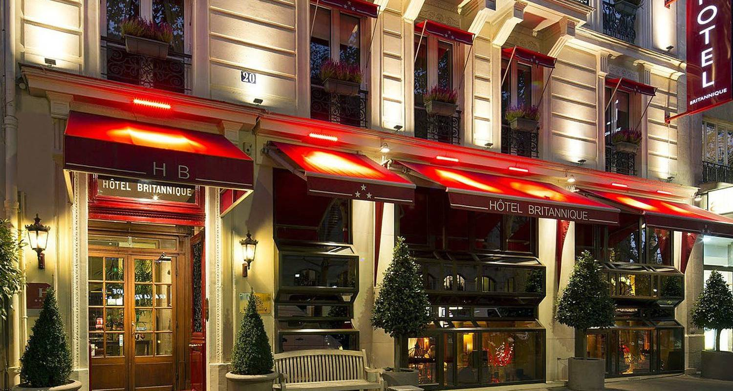 Hotel: hotel britannique in paris (120890)