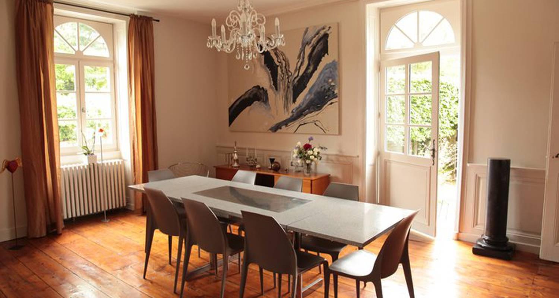 Chambre d'hôtes: rosabonheur à émagny (120907)