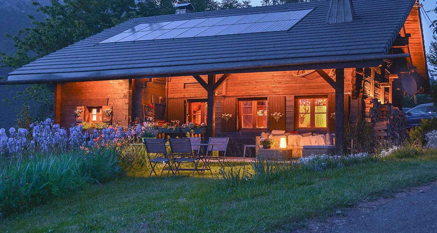Bed & breakfast: chalet des burdines in thônes (120983)