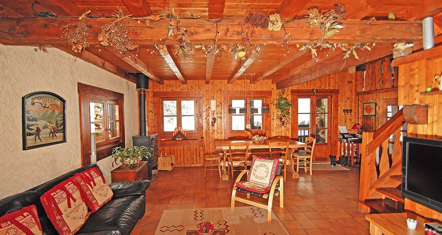 Bed & breakfast: chalet des burdines in thônes (120985)