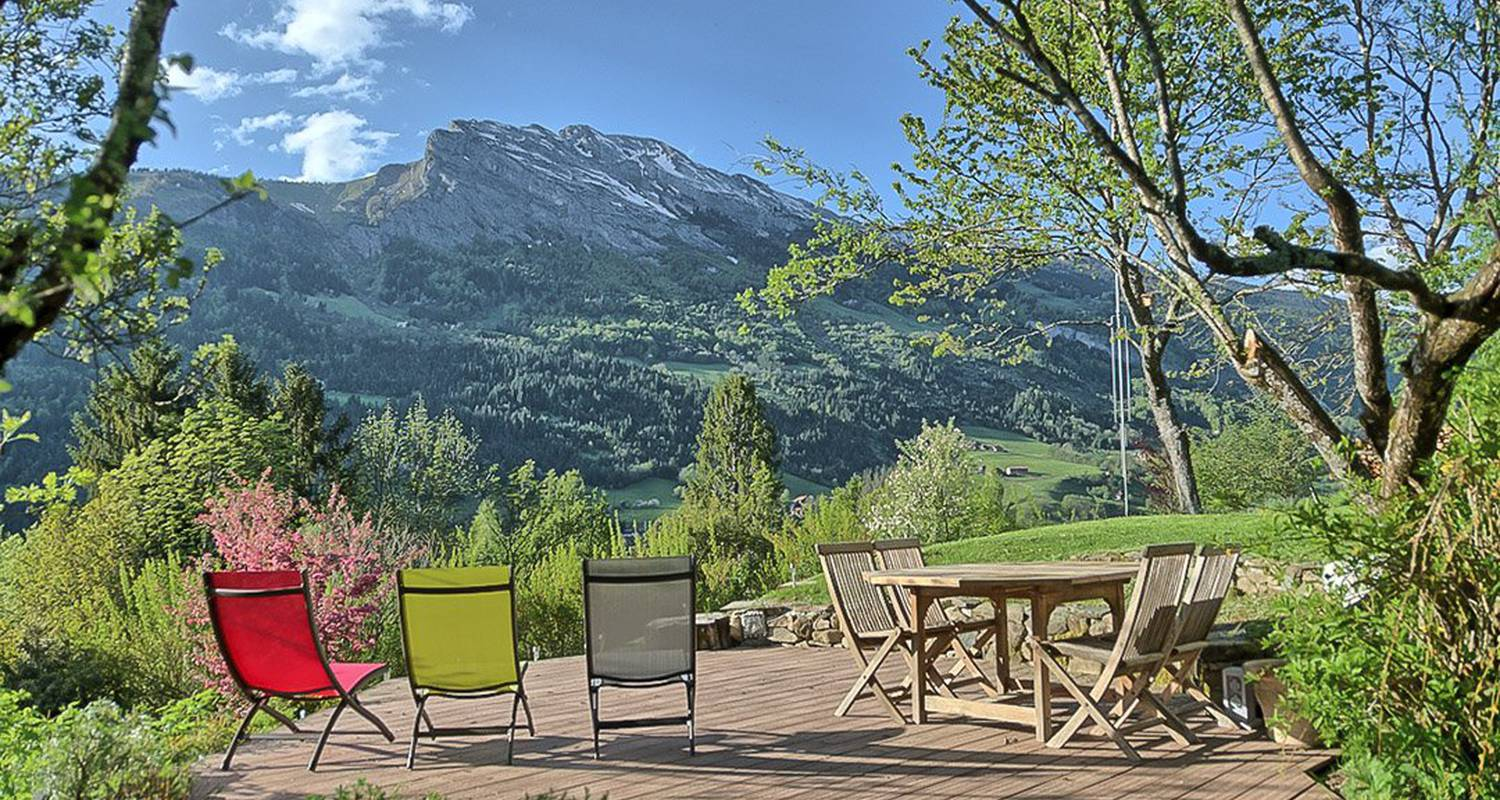 Bed & breakfast: chalet des burdines in thônes (120986)