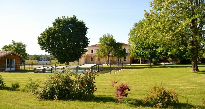 Habitación de huéspedes: maison d'hôtes la prévôté en périssac (121155)