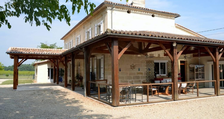 Habitación de huéspedes: maison d'hôtes la prévôté en périssac (121156)