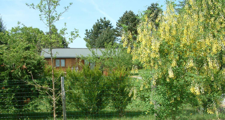 Logement meublé: les chalets de la seauve à vallière (121275)