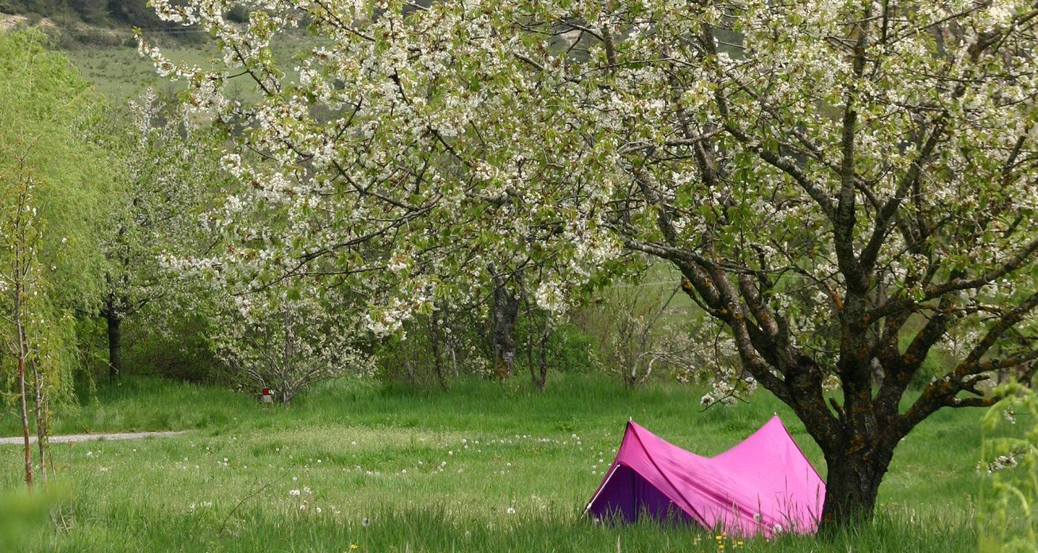 Camping pitches: camping des catoyes in orpierre (121340)
