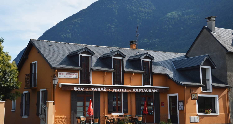 Hotel: hôtel de la gare in pierrefitte-nestalas (121342)