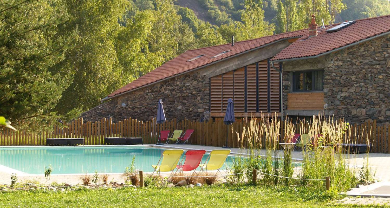Other kind of rental accommodation: cabane lodge in chamalières-sur-loire (121387)