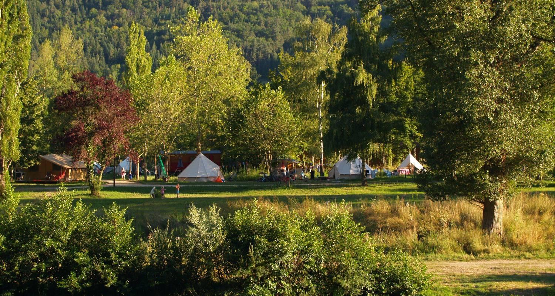 Group gîte: cosycamp in chamalières-sur-loire (121393)