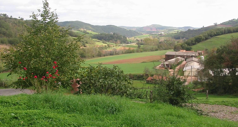 Gîte: la micherie in saint-izaire (121401)