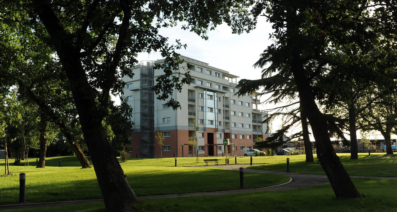 Résidence: appartements spacieux, cuisines équipées à toulouse (121528)