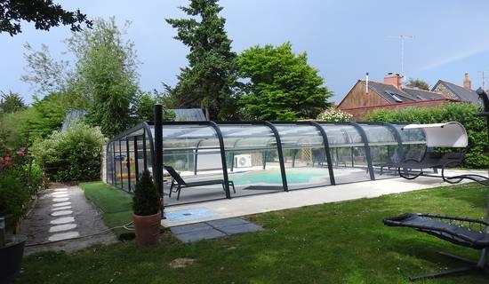 gîte la prairie avec piscine couverte pour 4 personnes picture