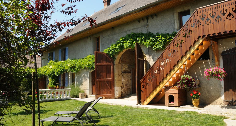 Chambre chez l'habitant: la salicorne à vaulx (121719)
