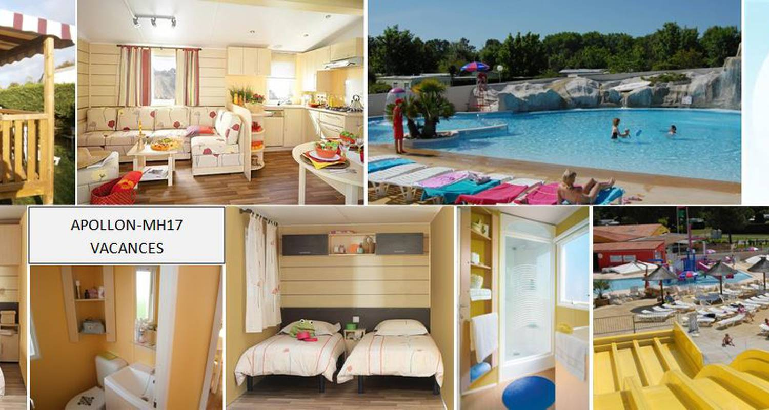 Other kind of rental accommodation: evasion mobilhome in les mathes (121726)