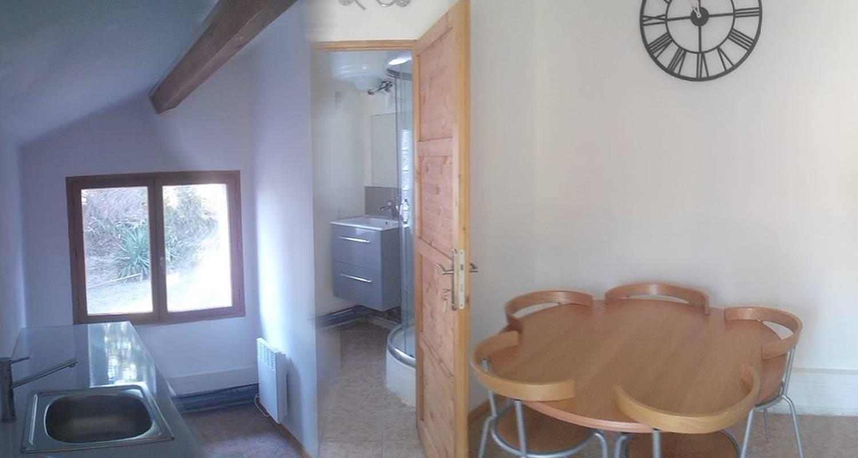 Furnished accommodation: nature, calme, intimite in la baume-cornillane (121793)