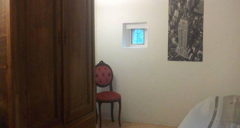 Furnished accommodation: nature, calme, intimite in la baume-cornillane (121792)