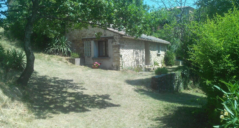 Furnished accommodation: nature, calme, intimite in la baume-cornillane (121790)
