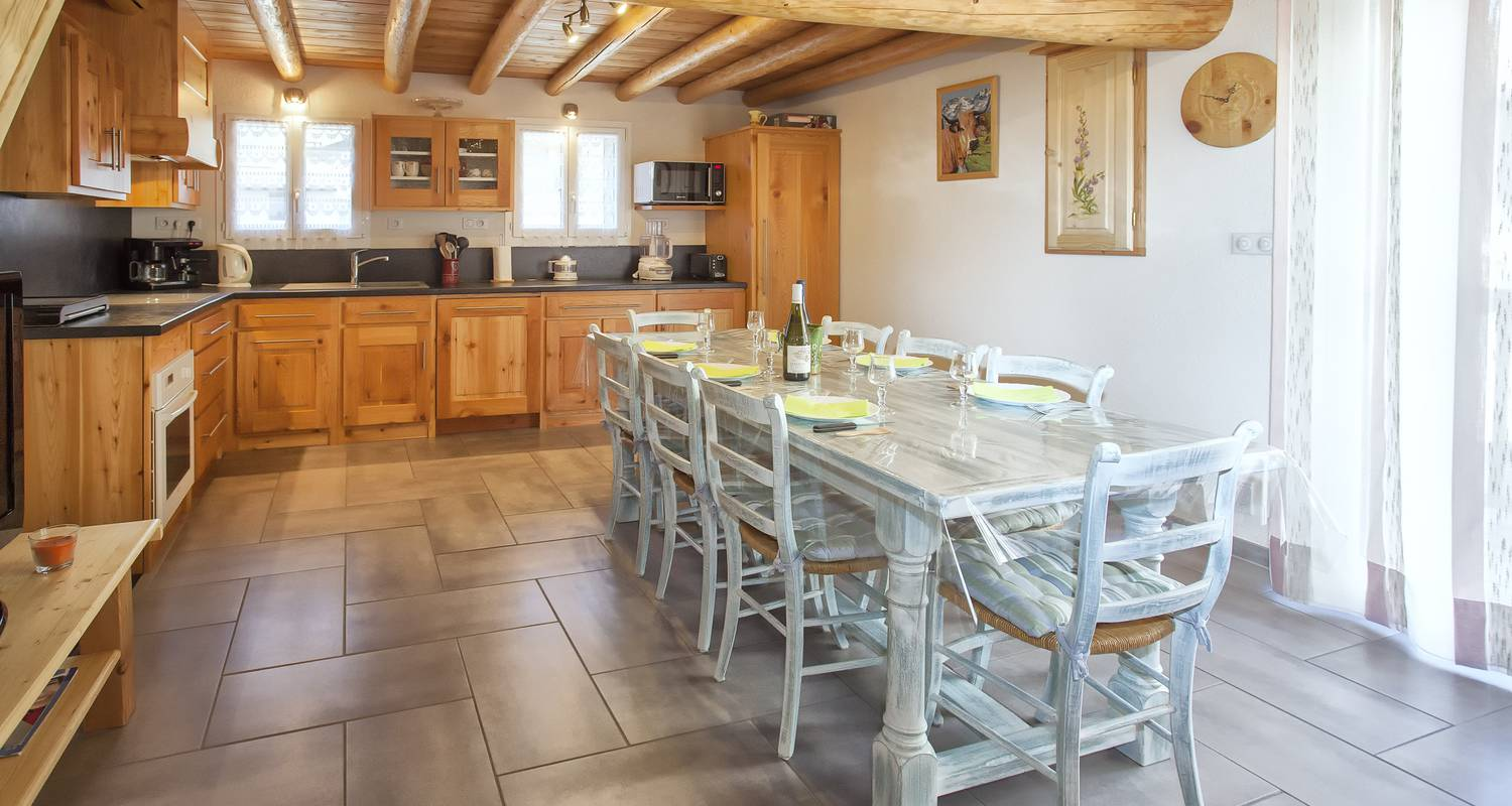 Furnished accommodation: gîte chalet des alpes in termignon (121853)