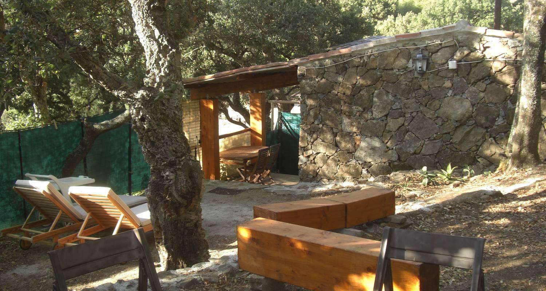 Amueblado: la maisonnette du berger de croccano ( gîte rural ) en sartène (122100)