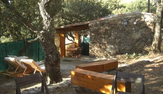 La Maisonnette du berger de Croccano ( gîte rural )