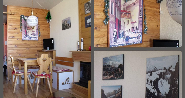 Other kind of rental accommodation: studio 13 in villarembert (122123)