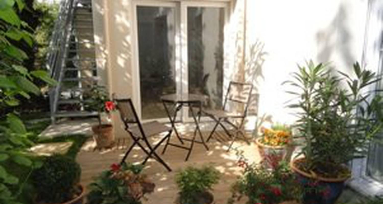 Logement meublé: au cadran solaire à nantes (122176)
