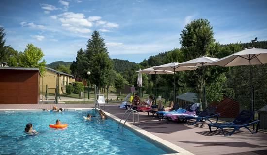 Holiday park Domaine Aigoual Cévennes
