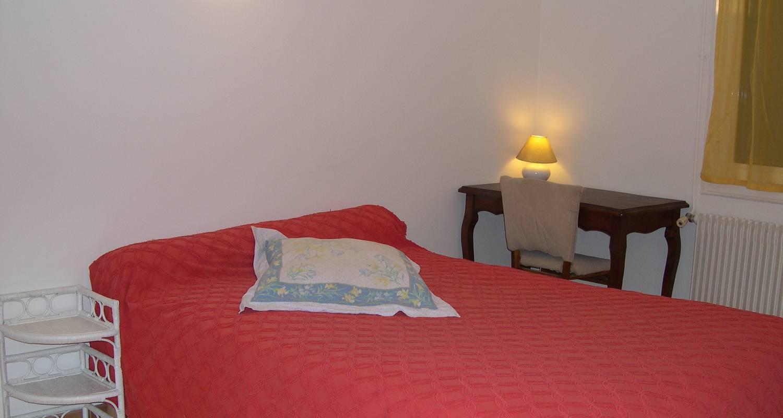 Chambre chez l'habitant: grande chambre tout confort à marseille 12 (131991)