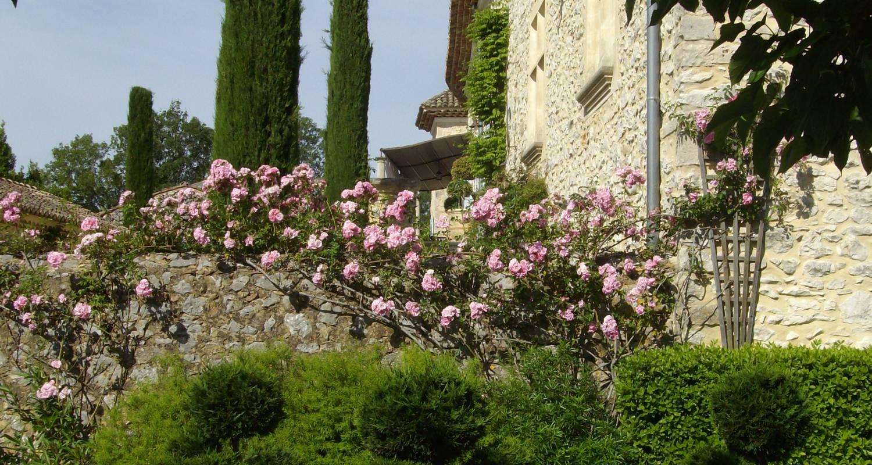 Chambre d'hôtes: le mas rêvé à labastide-de-virac (127681)