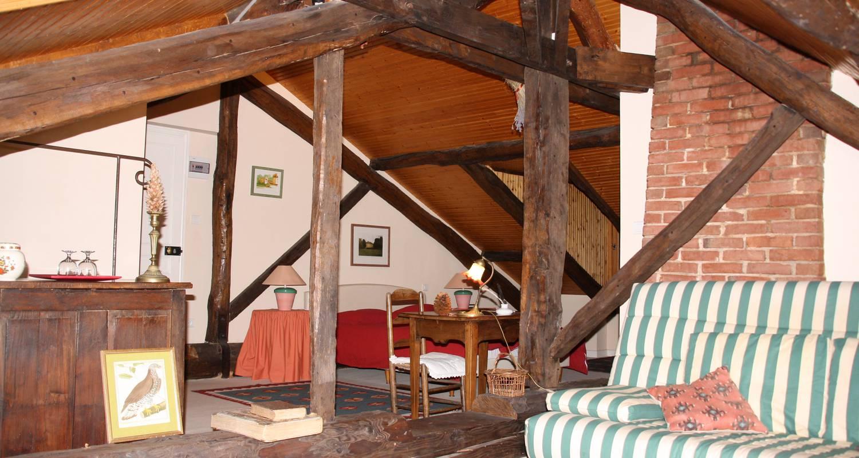 Chambre d'hôtes: domaine du château de marchangy à saint-pierre-la-noaille (122341)