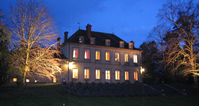 Chambre d'hôtes: domaine du château de marchangy à saint-pierre-la-noaille (122339)