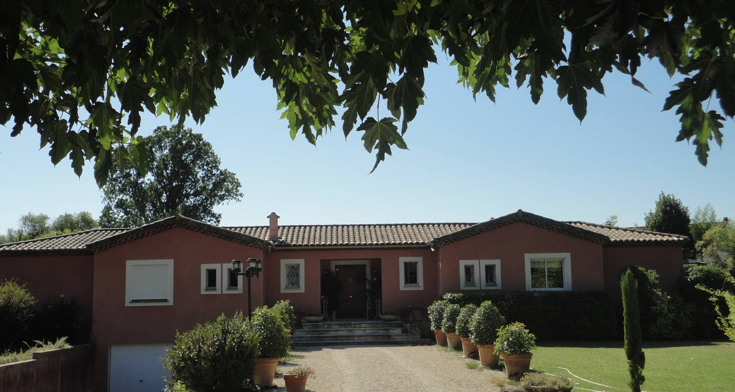Bed & breakfast: le clos margerie in montélimar (122912)