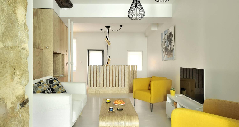 Logement meublé: loft atypique croix-rousse à lyon (122366)