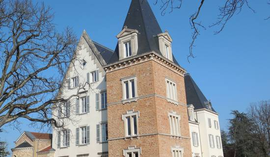 Charming apartment in the Castle of Bussy