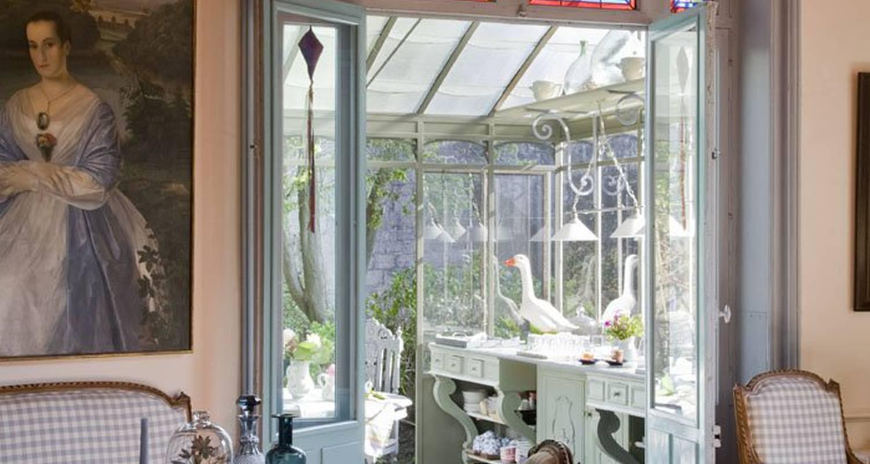 Habitación de huéspedes: bed & breakfast la guérandière en guérande (122395)