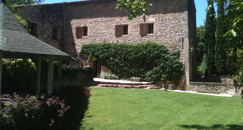 Chambre d'hôtes: le vieux moulin à jouques (122562)