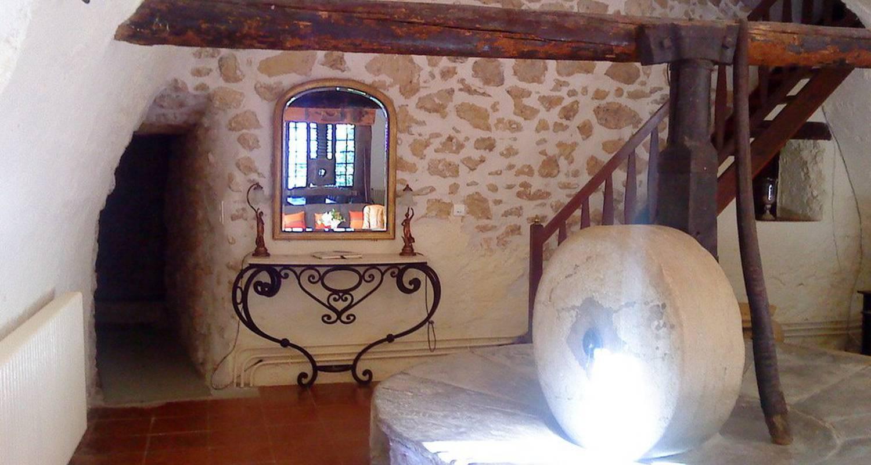 Chambre d'hôtes: le vieux moulin à jouques (122564)