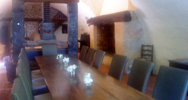 Chambre d'hôtes: le vieux moulin à jouques (122565)